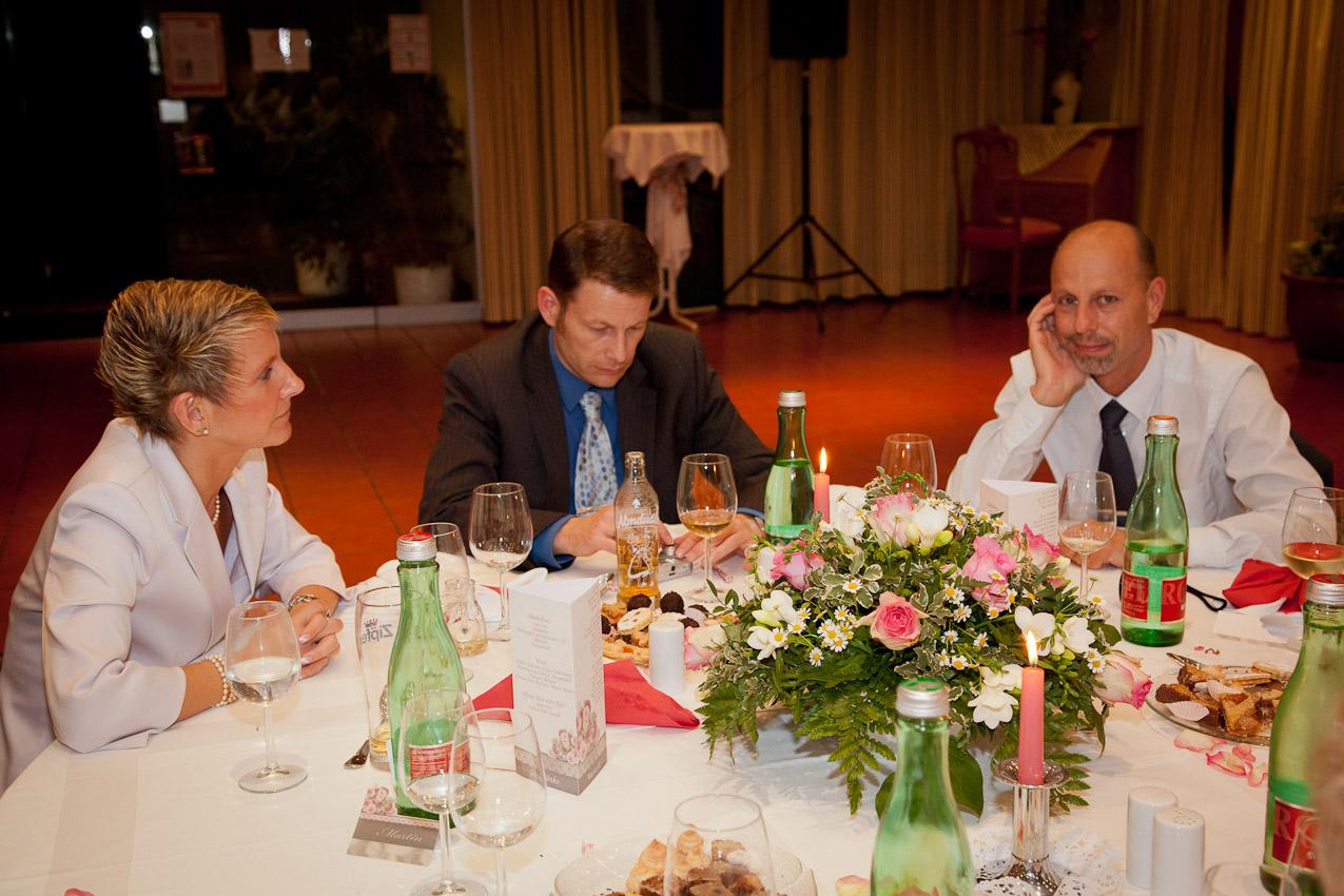 Sandra, Hendrik & Roland