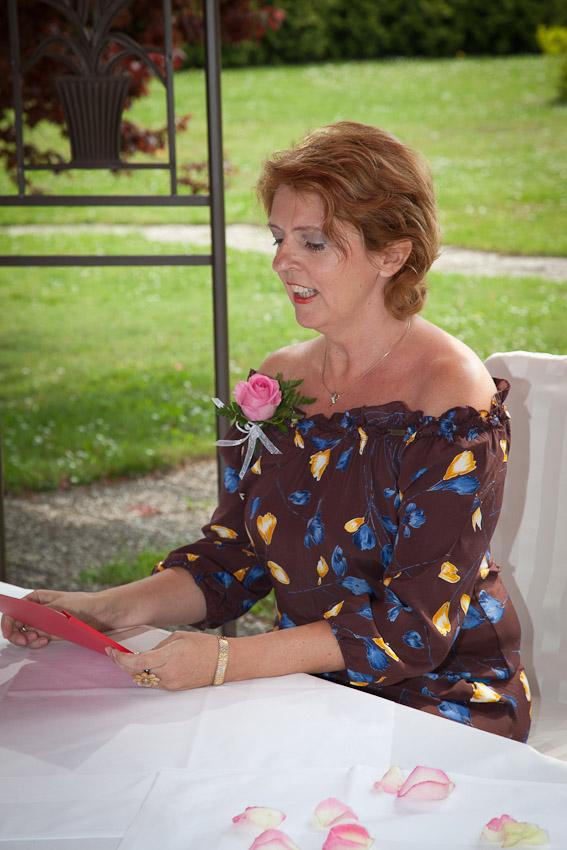 Die Hochzeitskerze spricht (Gabriela)